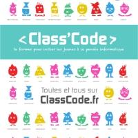 Class'Code - Plateform: un nouveau partenariat en Nouvelle-Aquitaine