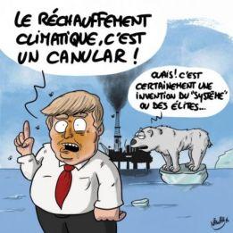 Trump-climatosceptique