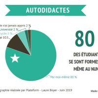 Infographie: Étudiants et Culture numérique